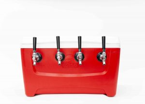 4 tap jockey box